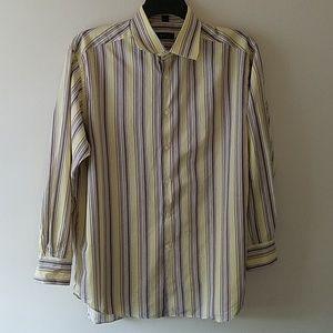 Barneys New York made in Italy dress shirt